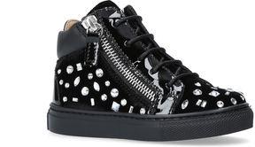 Giuseppe Zanotti The Dazzling Junior Sneakers