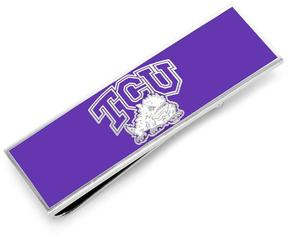 Ice TCU Horned Frogs Money Clip