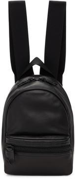 Alexander Wang Black Leather Medium Primary Backpack