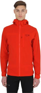 Mountain Hardwear Stretch Ozonic Nylon Jacket