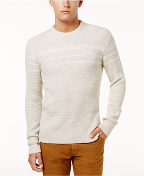 American Rag Men's Marl-Knit Sweater, Created for Macy's