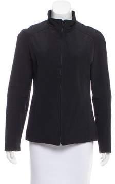 Andrew Marc Lightweight Zip-Up Jacket