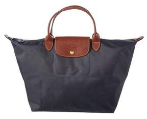Longchamp Le Pliage Medium Nylon Tote. - DARK GREY - STYLE