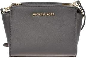 Michael Kors Mini Selma Shoulder Bag - BLACK - STYLE