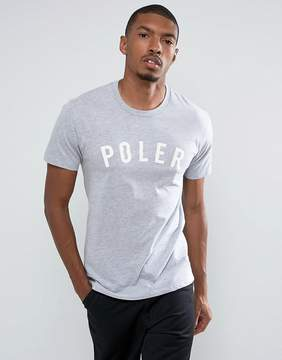 Poler T-Shirt With State Logo