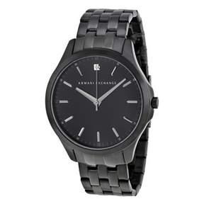 Armani Exchange Men's Hampton Watch Quartz Mineral Crystal AX2159