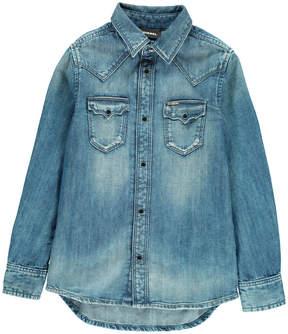 Diesel Citros Jean Shirt