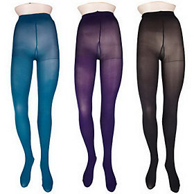 Legacy Control Top Opaque Tights 3 Pairs
