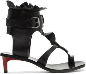 Isabel Marant Black Tamly Sandals