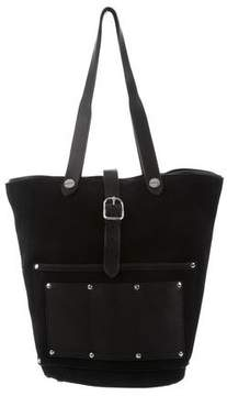 Alexander Wang Leather Mason Tote