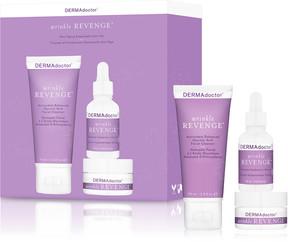 Dermadoctor Wrinkle Revenge Anti-Aging Essentials Intro Kit