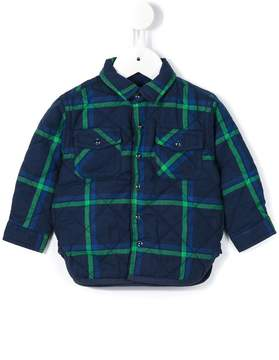 Stella McCartney 'Hunter' reversible padded shirt