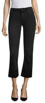 RtA Duchess Cuffed Skinny Flare Jeans