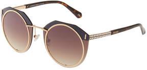 Balmain Round Metal Sunglasses