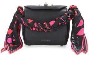 Alexander McQueen Box Bag 16 leather shoulder bag