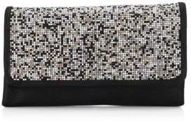 Adrianna Papell North Beaded Convertible Clutch