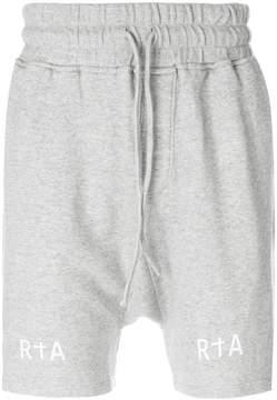 RtA logo track shorts