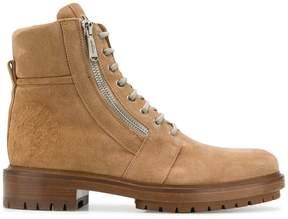 Balmain Ranger Army boots