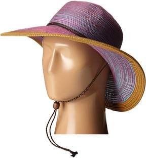 San Diego Hat Company MXM1022 4 Inch Brim Sun Hat with Adjustable Chin Cord Caps