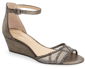 Imagine by Vince Camuto Women's 'Joan' Studded Wedge Sandal