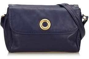 Celine Pre-owned: Leather Shoulder Bag.
