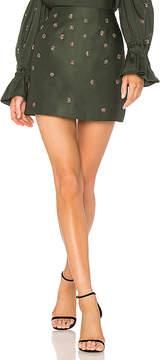 C/Meo Assemble Mini Skirt