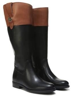 Tommy Hilfiger Women's Shano Wide Calf Boot