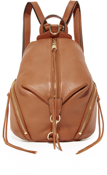 Rebecca Minkoff Medium Julian Backpack - ALMOND - STYLE