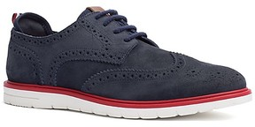 Tommy Hilfiger Final Sale-Suede Brogue Sneaker