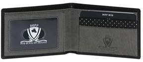 Dopp Men's Rfid Alpha Collection Front Pocket Slimfold.