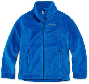 Columbia Co. Lightweight Fleece Jacket-Big Kid Boys