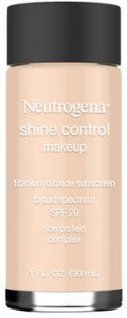 Neutrogena Shine Control Liquid Makeup, SPF 20 Neutral Beige