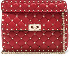 Valentino Medium Rockstud Spike Shoulder Bag