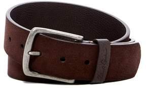Robert Graham Fitch Point Leather Belt