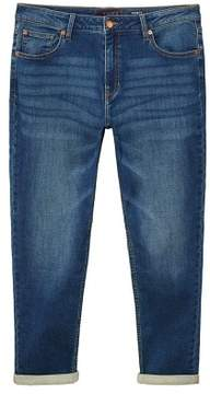Violeta BY MANGO Comfy relaxed jeans