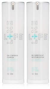 Lifeline Skin Care Daily-Night Moisture Serum 2 Pack