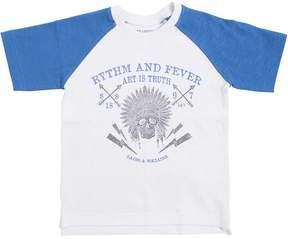 Zadig & Voltaire Two Tone Light Cotton Sweatshirt T-Shirt