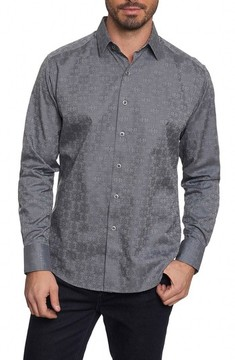 Robert Graham Men's 'Cullen' Classic Fit Jacquard Sport Shirt