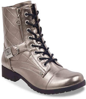 G by Guess Brittain Combat Boot - Women's