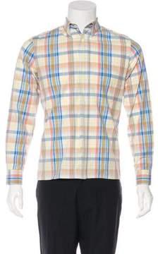 Stephan Schneider Plaid Woven Shirt