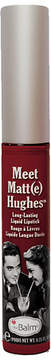 TheBalm Meet Matt(e) Hughes Long Lasting Liquid Lipstick Loyal