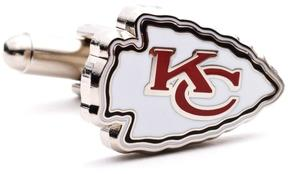 Ice Kansas City Chiefs Cufflinks