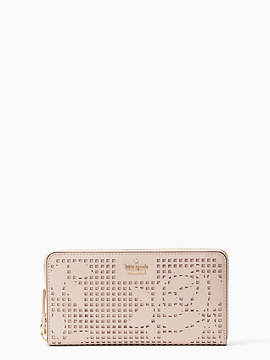 Kate Spade Cameron street perforated lacey