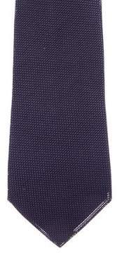 Charvet Silk Twill Tie