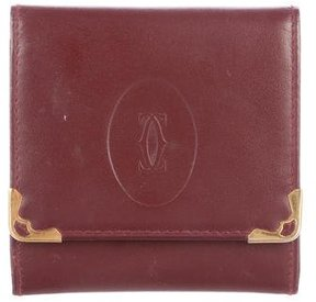 Cartier Leather Coin Purse