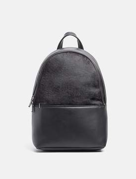 Calvin Klein Textured Leather Backpack