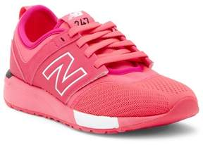 New Balance 247v1 Athletic Sneaker - Wide Width Available (Big Kid)
