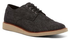 Toms Brogues Wingtip Derby