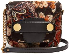 Stella McCartney Stella Popper tapestry shoulder bag
