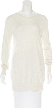 Brock Collection Cashmere Long Sleeve Sweater